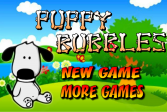 Играть Шарики щенка онлайн флеш игра для детей