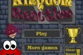 Играть Королевская реакция онлайн флеш игра для детей