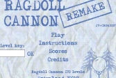 Играть Кукольная Пушка. Римейк онлайн флеш игра для детей