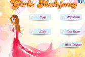 Играть Маджонг для девочек онлайн флеш игра для детей