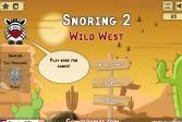 Играть Храп 2: Дикий Запад онлайн флеш игра для детей