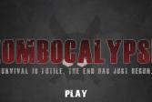 Играть Зомбокалипс 5 онлайн флеш игра для детей