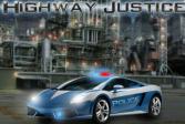 Играть Правосудие на шоссе онлайн флеш игра для детей