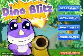 Играть Стрельба Дино онлайн флеш игра для детей