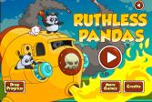 Играть Безжалостные Панды онлайн флеш игра для детей