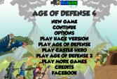 Играть Время защиты 4 онлайн флеш игра для детей