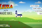 Играть Лейла и магический шар онлайн флеш игра для детей