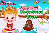 Играть Пышный дом ребенка Хейзел онлайн флеш игра для детей