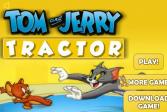 Играть Джери на тракторе 2 онлайн флеш игра для детей