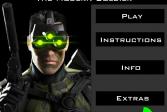 Играть Современный солдат онлайн флеш игра для детей