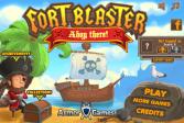 Играть Разрушитель фортов онлайн флеш игра для детей