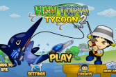 Играть Рыбный магнат 2 онлайн флеш игра для детей