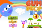 Играть Прыгающая резиновая капля 3 онлайн флеш игра для детей