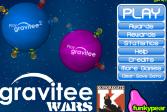 Играть Гравитационные войны онлайн флеш игра для детей
