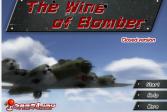 Играть Крыло Бомбардировщика онлайн флеш игра для детей