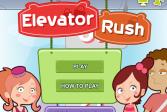 Играть Спешащий лифт онлайн флеш игра для детей