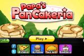 Играть Блинная папы Луи онлайн флеш игра для детей