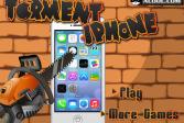 Играть Пытка айфона онлайн флеш игра для детей