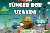 Играть Губка Боб в Космосе онлайн флеш игра для детей