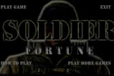 Играть Солдаты удачи онлайн флеш игра для детей