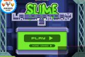 Играть Побег слизи 2 онлайн флеш игра для детей