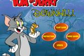 Играть Том и Джерри в горах онлайн флеш игра для детей