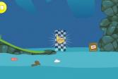 Играть Плохой Губка Боб онлайн флеш игра для детей