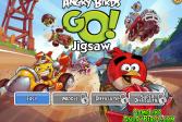 Играть Злые птицы вперед!: Пазлы онлайн флеш игра для детей