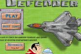 Играть Воздушный защитник онлайн флеш игра для детей