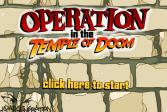 Играть Операция в Храме Судьбы онлайн флеш игра для детей