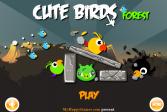 Играть Злые птички онлайн флеш игра для детей