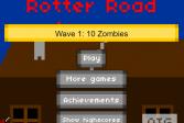 Играть Нечисть на дорогах онлайн флеш игра для детей