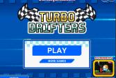 Играть Турбо дрифтеры онлайн флеш игра для детей