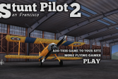 Играть Трюковой Пилот 2 Сан-Франциско онлайн флеш игра для детей