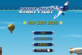 Играть Тренировка пилота трюкача онлайн флеш игра для детей