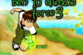 Играть Бен 10: Максимальные силы 3 онлайн флеш игра для детей