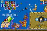 Играть Супер базука Марио 3 онлайн флеш игра для детей