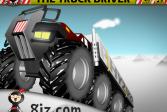 Играть Водитель грузовика онлайн флеш игра для детей