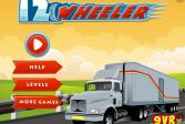 Играть 12-ти колесный Уилер онлайн флеш игра для детей