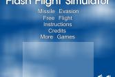 Играть Летный симулятор онлайн флеш игра для детей