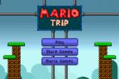 Играть Марио поездка онлайн флеш игра для детей
