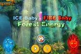 Играть Огонь и Вода: Лесная энергия онлайн флеш игра для детей