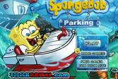 Играть Губка Боб паркуется онлайн флеш игра для детей