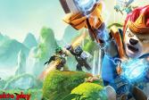 Играть Лего Легенды Чима: Парк Юрского периода онлайн флеш игра для детей