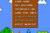 Играть Супер Марио кроссовер онлайн флеш игра для детей