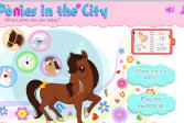 Играть Тест: твоя пони онлайн флеш игра для детей