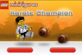 Играть Лего: Чемпион по Карате онлайн флеш игра для детей