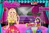 Играть Рокерша Барби онлайн флеш игра для детей