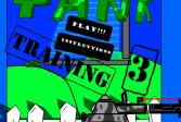 Играть Тренировка танка 3 онлайн флеш игра для детей