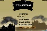Играть Окончательная война онлайн флеш игра для детей